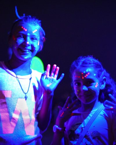 UV Lights Neon Run